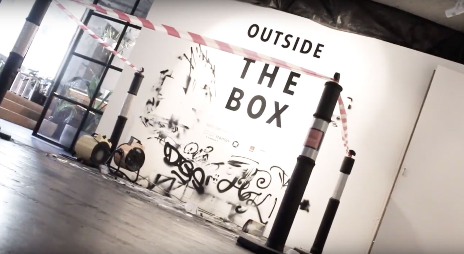 Just Another Agency - Outside the Box
