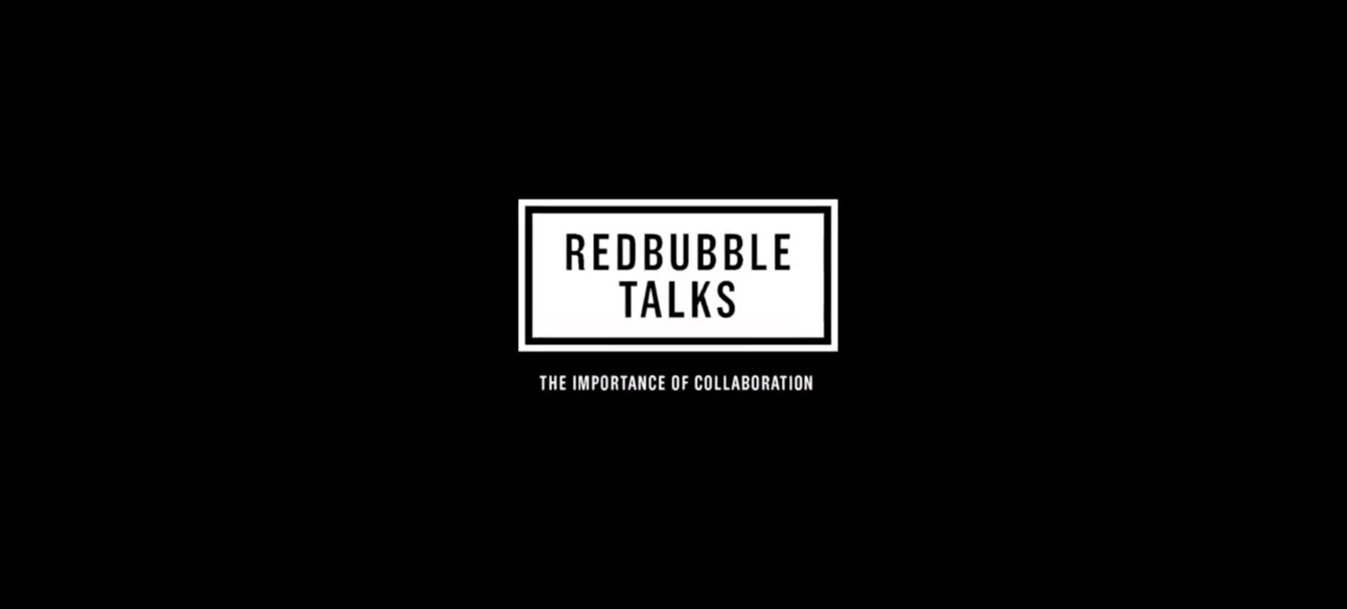 Just Another Agency - Redbubble Talks