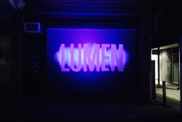 Just Another Agency - Lumen