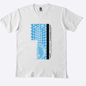 Just Another Agency - Metcard Tshirt