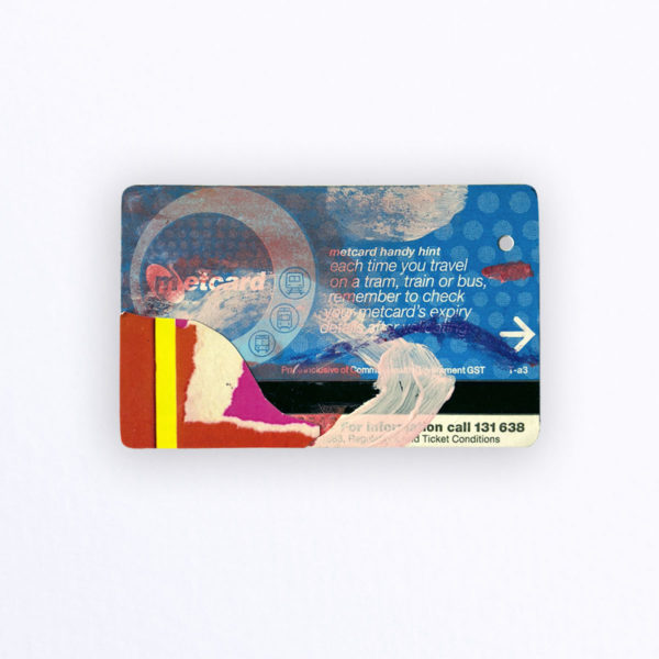Just Another Agency - Metcard No Return - Resio