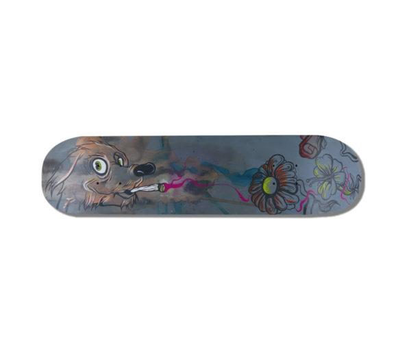 Just Another Agency - Jack Douglas - Skateboard