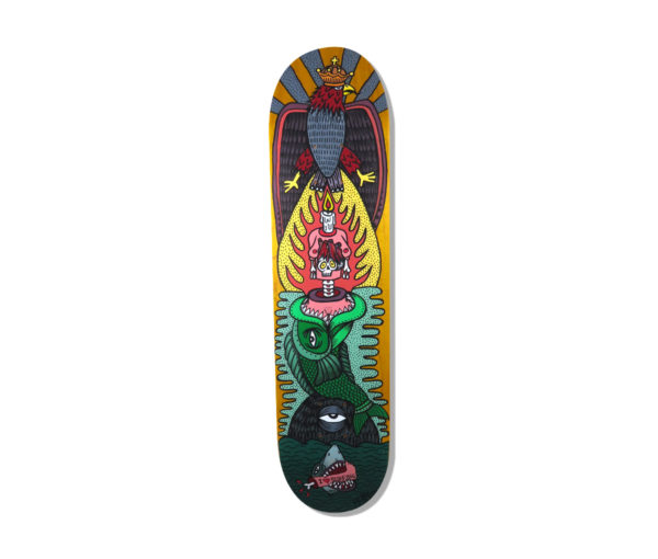 Just Another Agency - Karlosh - Skateboard