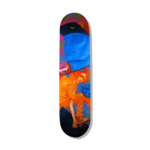 Just Another Agency - Luke Rion - Skateboard