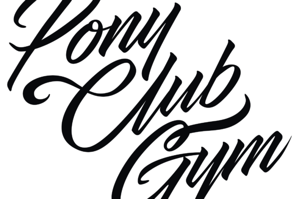 Just Another Agency - Pony Club Gym - Branding