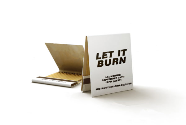 Just Another Agency - Let it Burn
